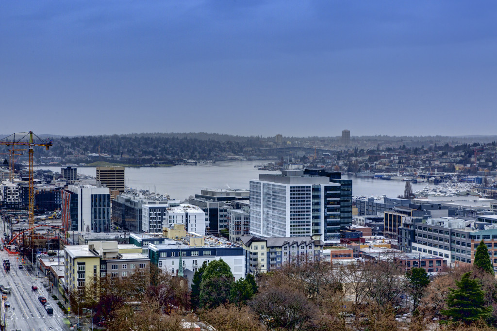 Unit View | South Lake Union